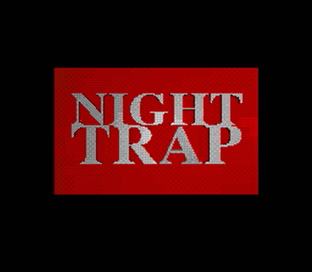 Retro Gaming Power - Night Trap - Sega Mega-CD / Sega CD Review